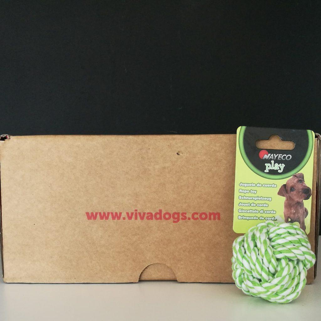 cajas de suscripción para perros vivadog