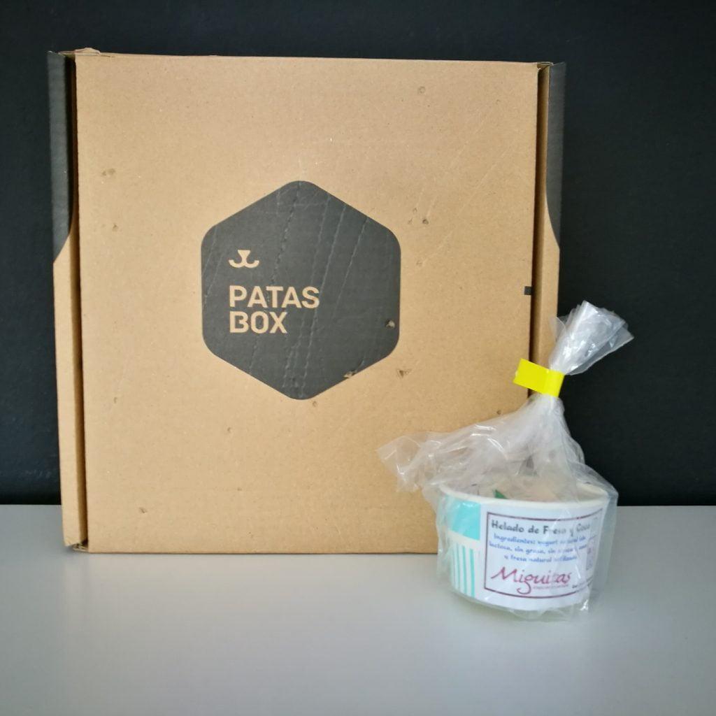 unboxing patasbox