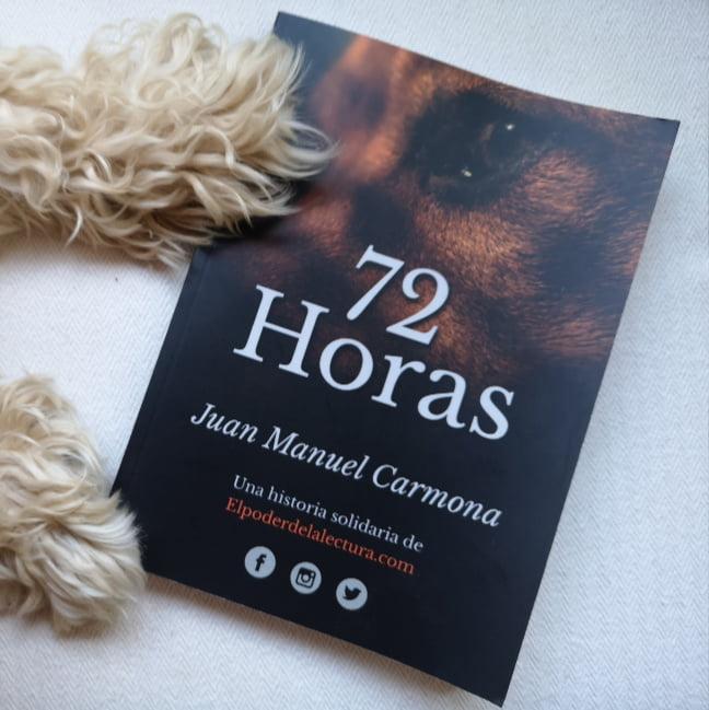 72 horas libro