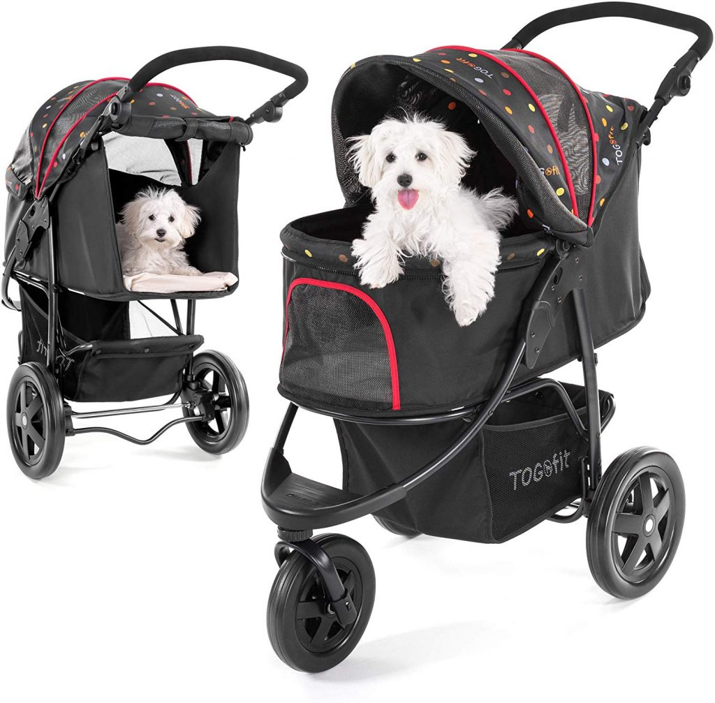 "dog carts ""class ="" wp-image-5136 ""/>    <figcaption> This cart supports up to 32 kilos of weight and you can find it in <strong> <a href="